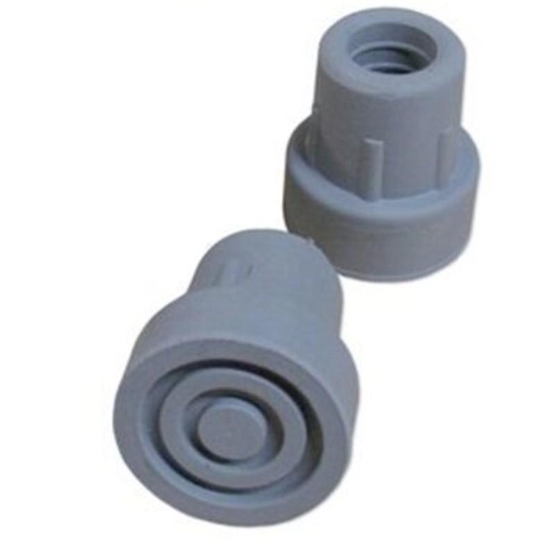 Járóbot és járókeret gumivég 18 mm