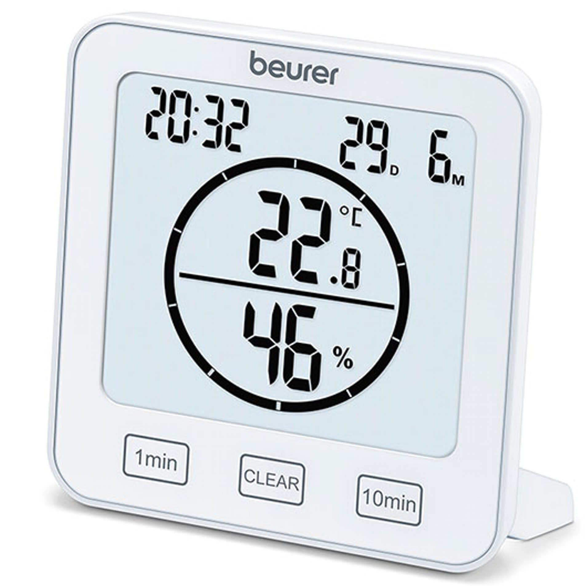 BEURER HM22 thermo-hygrometer