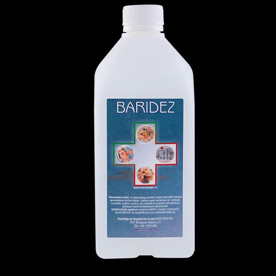 Fertőtlenítő BARIDEZ 1 l felületfertőtlenítő koncentrátum