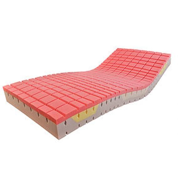 Ápolási kezelő szivacs matrac SPM-MULTIZONE vízhatlan huzatban