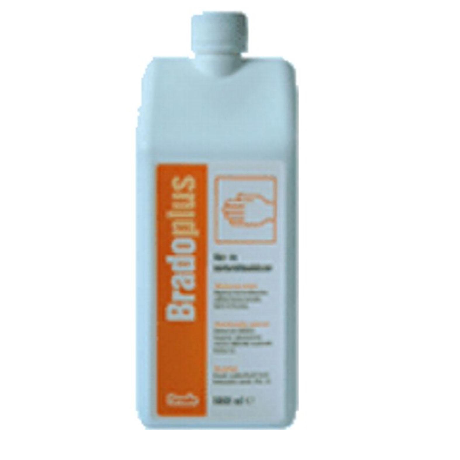 Fertőtlenítő BRADOPLUS 500 ml színtelen bőrfertőtlenítő