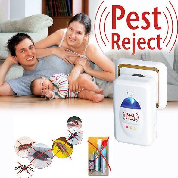 Rovarriasztó Pets Reject