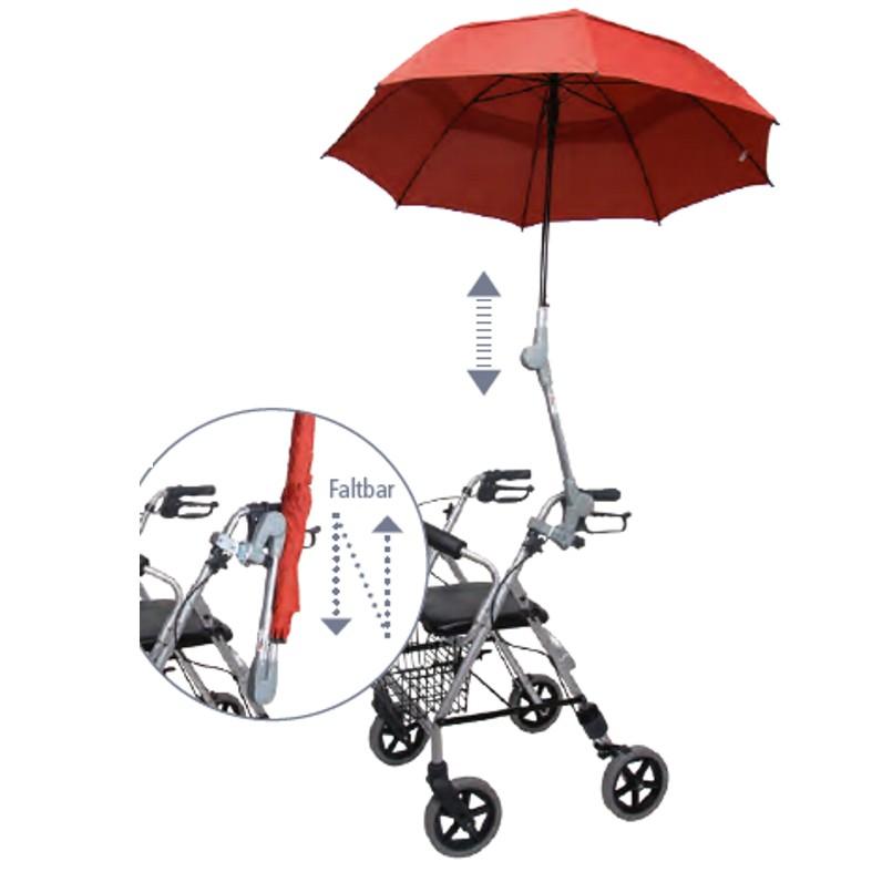 Esernyőtartó rollátorra MEDIGOR