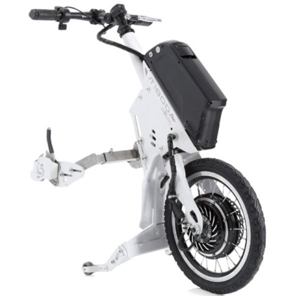 TIBODA elektromos első kerék kerekesszékhez 400W