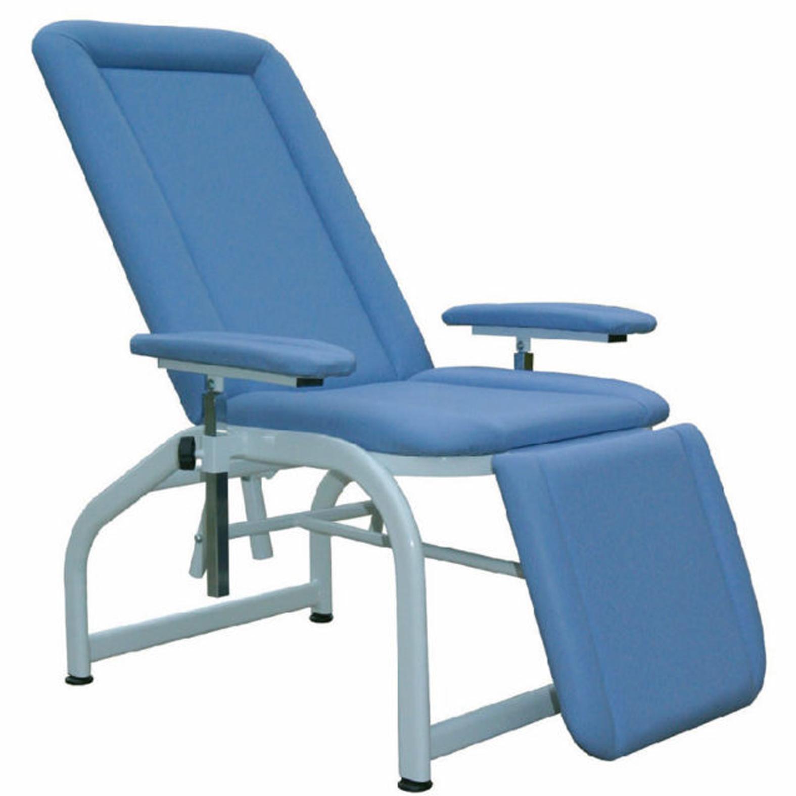 Donor szék, vérvételi szék - mechanikus M007