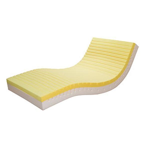 Ápolási kezelő szivacs matrac SPM-VISCOSTYLE vízhatlan huzatban