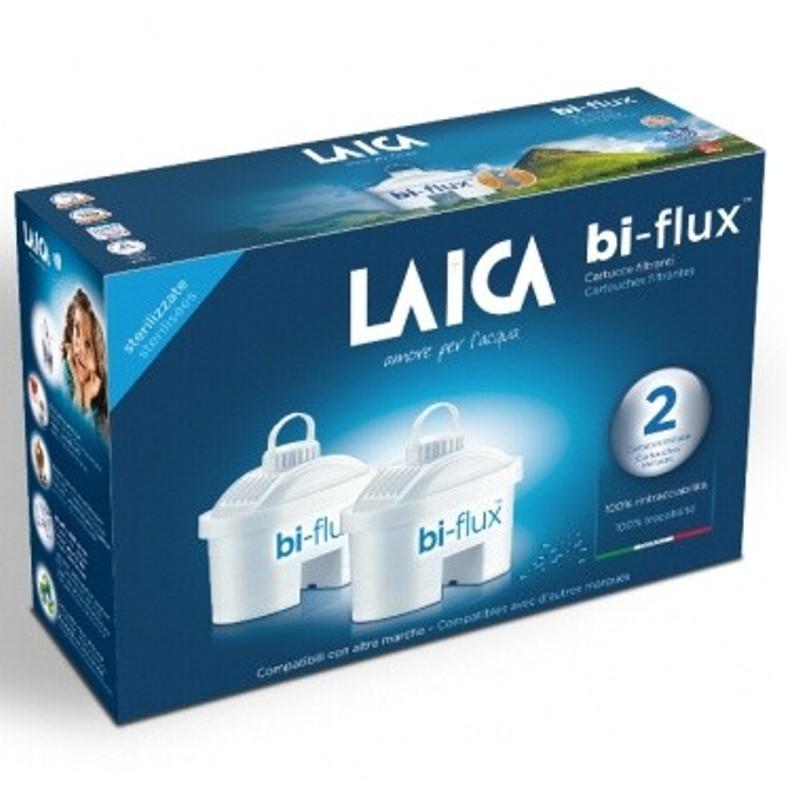 Víztisztító kancsóhoz szűrőbetét BI-FLUX LAICA 2 db