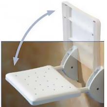 falra szerelhető tusoló szék