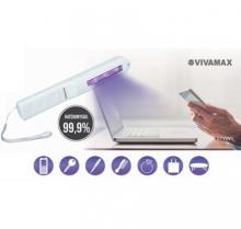 Hordozható sterilizáló lámpa UV fénnyel